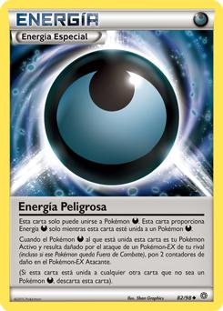Energía Peligrosa