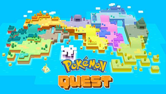 juegos para smartphone Pokemon Quest