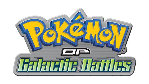Pokémon DP: Batallas Galaxia