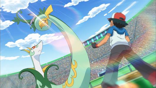 Pokémon Negro y Blanco:Aventuras en Teselia y más allá