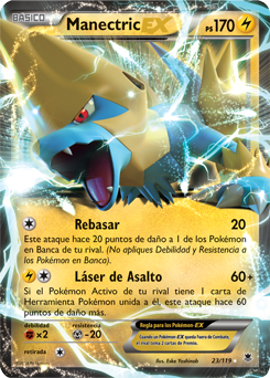 Manectric-