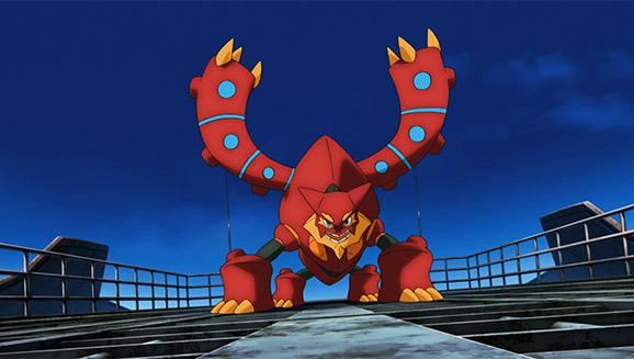 La película Pokémon: Volcanion y la maravilla mecánica