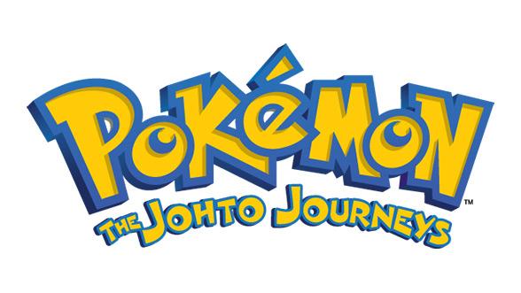 Pokémon: Los Viajes Johto