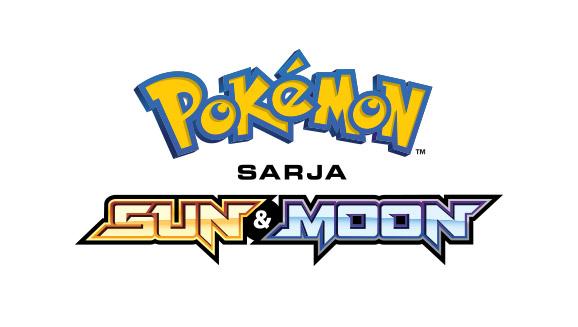 Pokémon-sarja: Sun & Moon