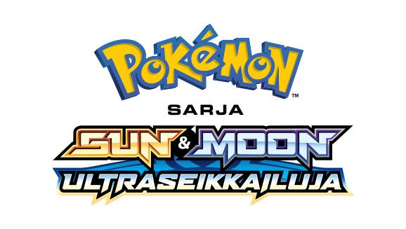 Pokémon-sarja: Sun & Moon – Ultraseikkailuja