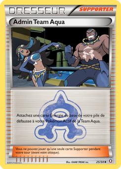 Admin Team Aqua