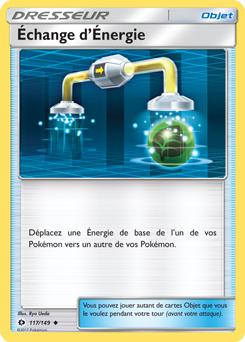 Échange d'Énergie