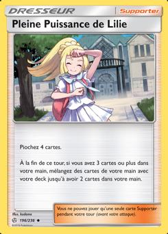 Pleine Puissance de Lilie