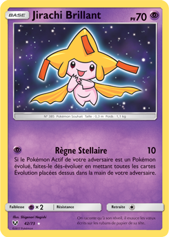 Jirachi Brillant