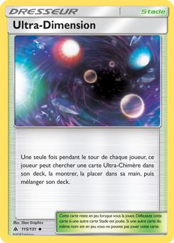 Ultra-Dimension