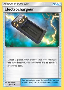 Électrochargeur