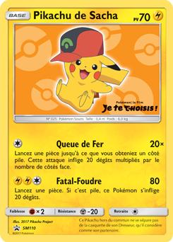 Pikachu de Sacha