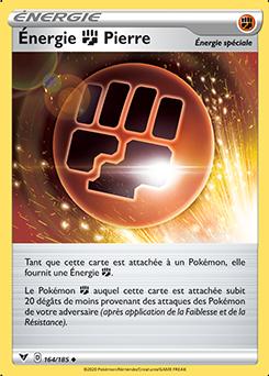 Énergie { Fighting } Pierre