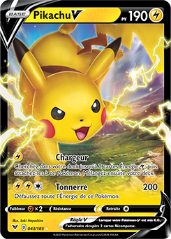 Pikachu V