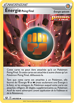 Énergie Poing Final
