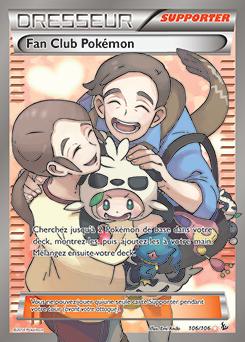 Fan Club Pokémon