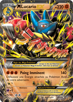 ... – Poings ... Pokemon Chesnaught Card