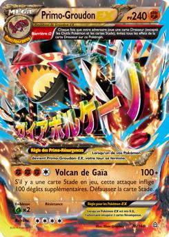 S rie xy xy primo choc jeu de cartes collectionner - Tout les carte pokemon ex du monde ...