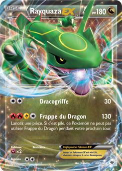 S rie xy xy ciel rugissant jeu de cartes collectionner - Table des types pokemon xy ...