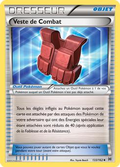 Veste De Combat Xy Impulsion Turbo Encyclopedie Des Cartes Du Jcc Www Pokemon Fr