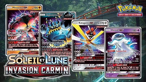 Des Cartes A Collectionner Venues D Un Autre Monde Www Pokemon Fr