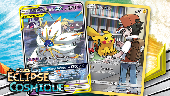 Les Pokémon Gx Escouade Et Autres Nouveautés De L Extension Soleil Et Lune éclipse Cosmique Du Jcc Pokémon Www Pokemon Fr