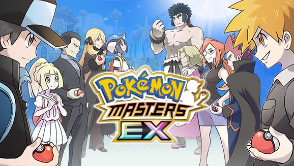 Pokémon Masters EX | www.pokemon.fr