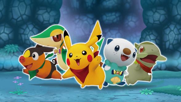 Pok mon donjon myst re les portes de l infini jeux vid o - Pokemon donjon mystere porte de l infini ...