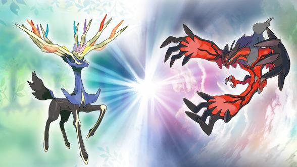 Pok mon x et pok mon y jeux vid o - Pokemon legendaire pokemon y ...