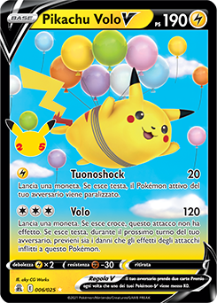 Pikachu Volo V