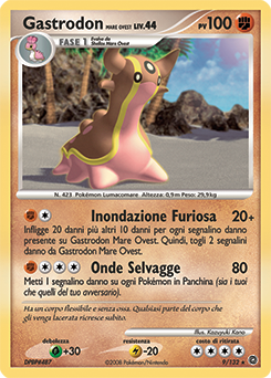 Gastrodon Mare Ovest