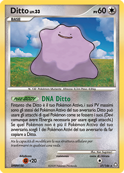 how to catch ditto in pokemon diamond