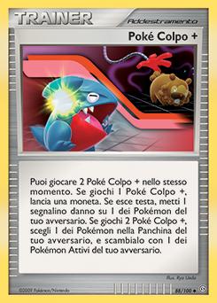 Poké Colpo +