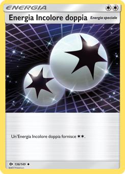 Energia Incolore doppia