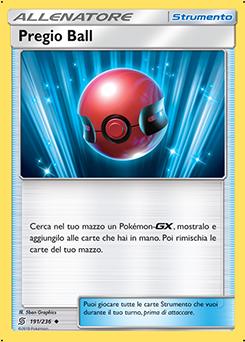 Pregio Ball