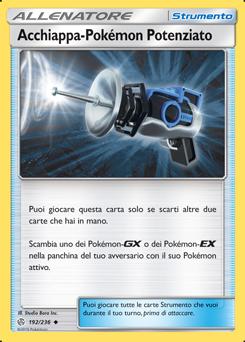 Acchiappa-Pokémon Potenziato