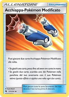 Acchiappa-Pokémon Modificato