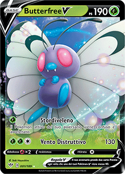 Butterfree V