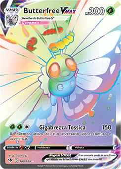 Butterfree VMAX