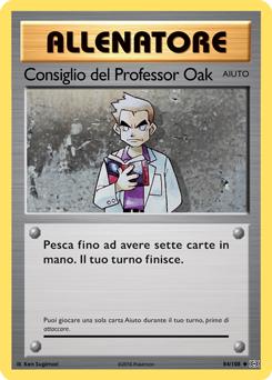 Consiglio del Professor Oak