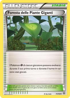 Foresta delle Piante Giganti