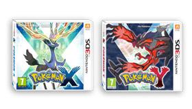 Pokémon X e Pokémon Y