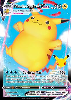 Pikachu Surfista VMAX