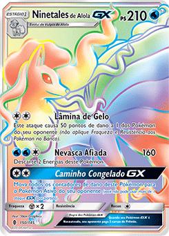 Ninetales de Alola-GX