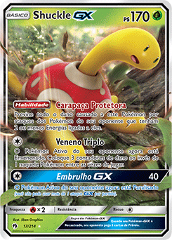 Shuckle-
