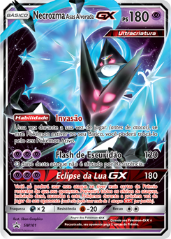 Necrozma Asas Alvorada-GX