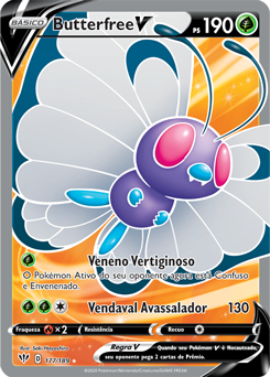 Butterfree V