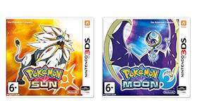 Pokémon Sun и Pokémon Moon