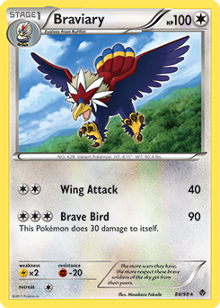 Braviary | Black & White—Emerging Powers | TCG Card ...