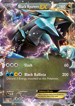 Black Kyurem-EX | Black & White—Boundaries Crossed | TCG ...